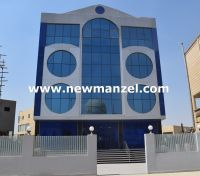 commercial & admin building for rent in new cairo