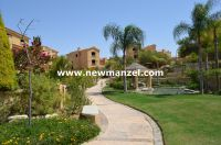 Villa with Garden For Sale in Katameya Hills compound in 5thSettlement