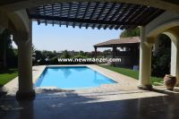 Villa with Garden For Sale in Katameya Heights com