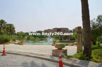 Villa  with Garden and swimming pool for rent in Lake view   compound in 5th Settlement