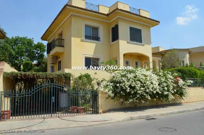 Villa For Rent In Cairo