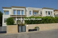 Luxerious villa for rent in katameya heights compo
